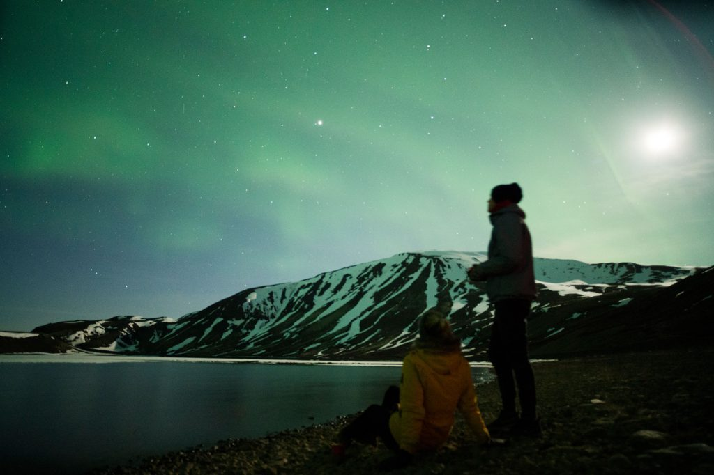 northern lights explorer, northern lights tour, northern lights in Iceland, how to capture the northern lights in Iceland