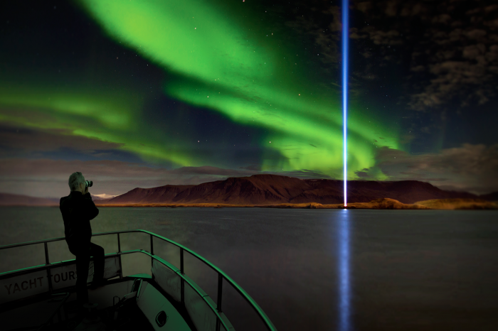 Northern Lights Deluxe Cruise