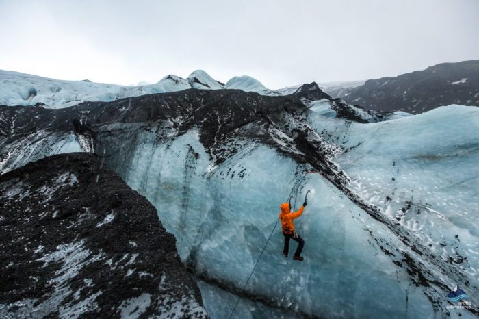 Glacier Hike & Ice Climbing – Self Drive