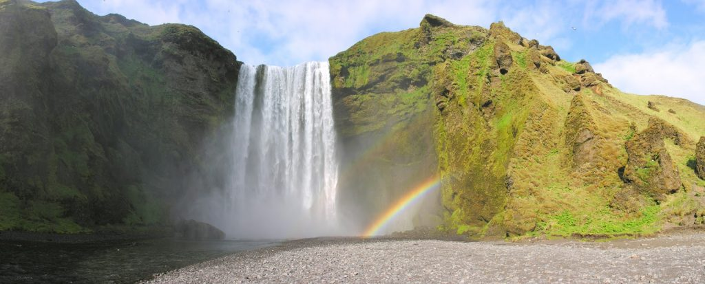 Iceland's South Coast Private Luxury Tours